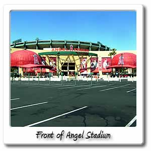 Weir Canyon Honda >> Anaheim Angels Stadium - Santa Ana River Trail