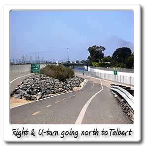 A right turn and