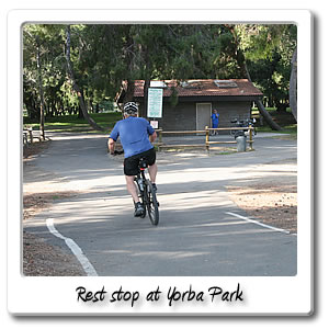 Bikes Yorba Linda If you get to Yorba Regional